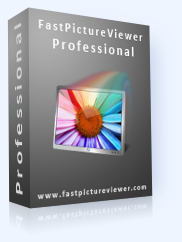FastPictureViewer Professional is available for download only at this time.