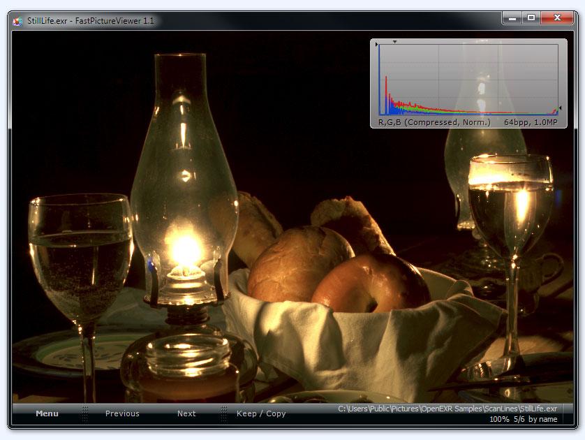 برنامج لتصغير واستعراض الصور FastPictureViewer 1.8 Build 245